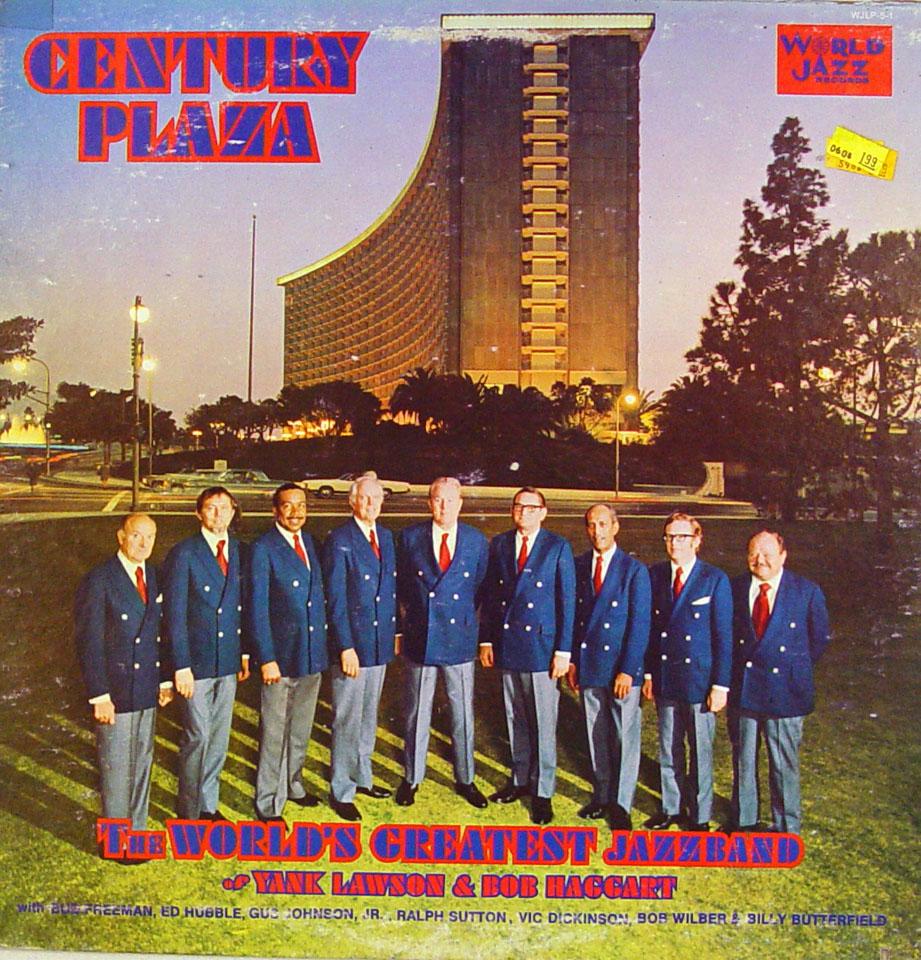 """Yank Lawson / Bob Haggart Vinyl 12"""" (New)"""