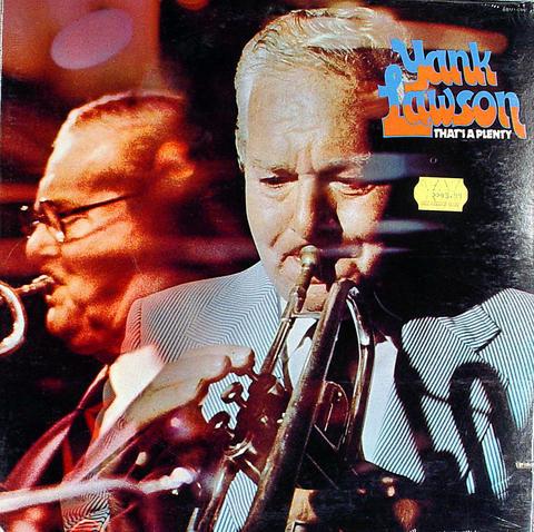 "Yank Lawson Vinyl 12"" (New)"