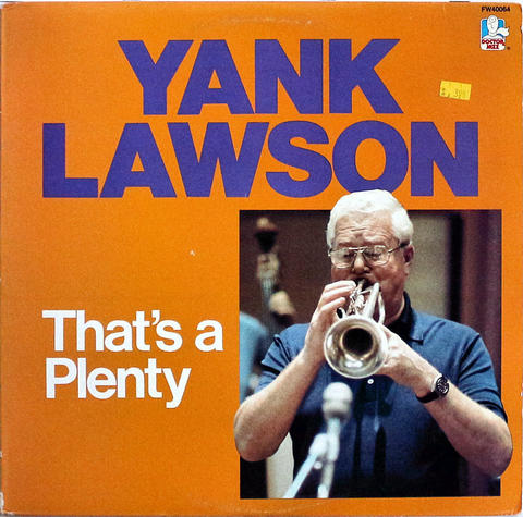 "Yank Lawson Vinyl 12"" (Used)"