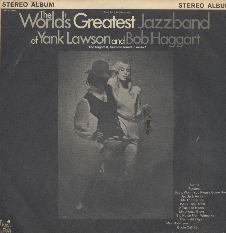 "Yank Lawson Vinyl 7"" (Used)"