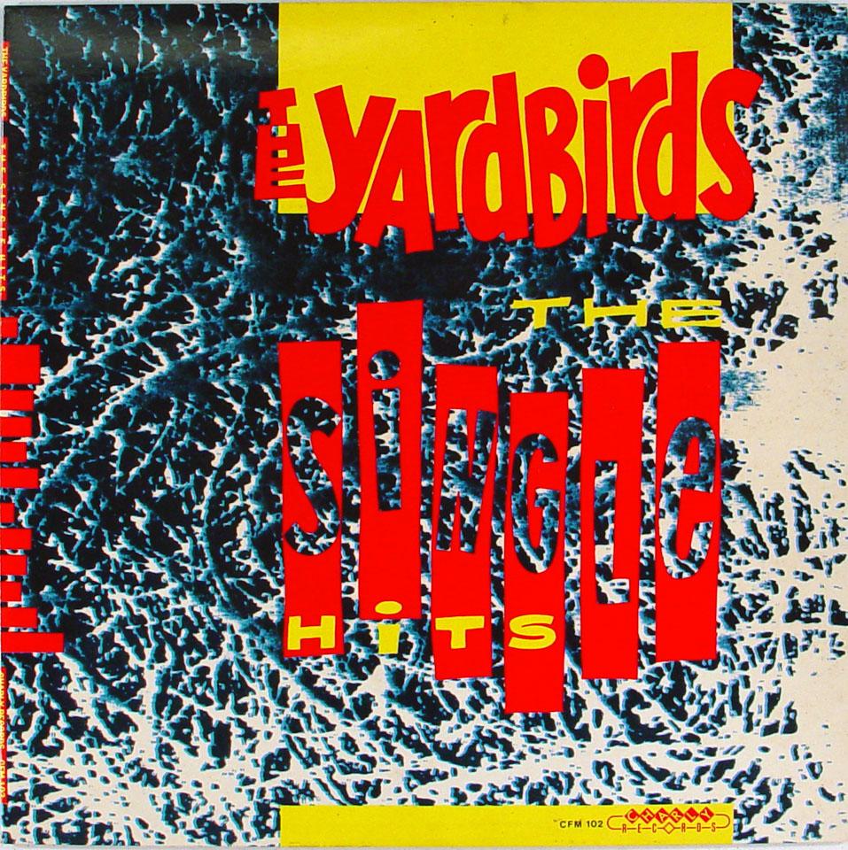 """Yardbirds Vinyl 10"""" (Used)"""