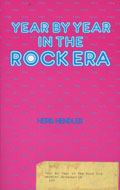 Year by Year in the Rock Era Book