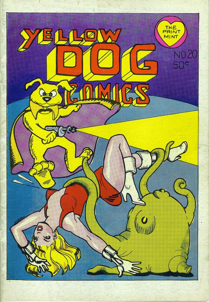 Yellow Dog No. 20 Comic Book