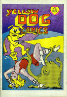 Yellow Dog No. 20 Comic Book