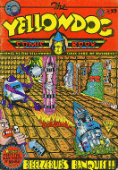 Yellow Dog No. 23 Comic Book