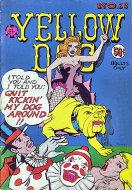 Yellow Dog No. 25 Comic Book