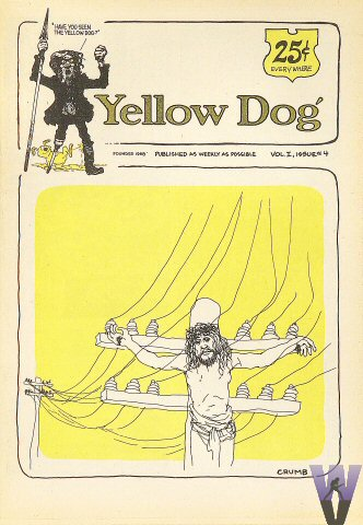 Yellow Dog Vol. 1, No. 4 Comic Book