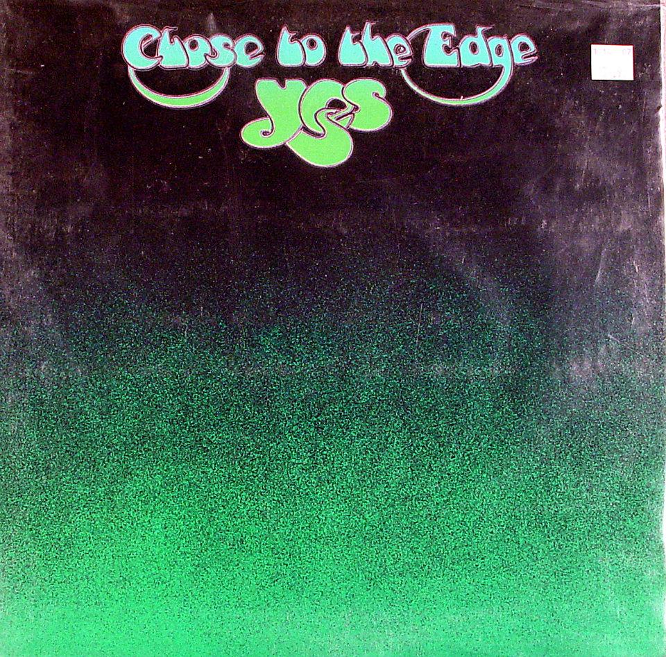 "Yes Vinyl 12"""