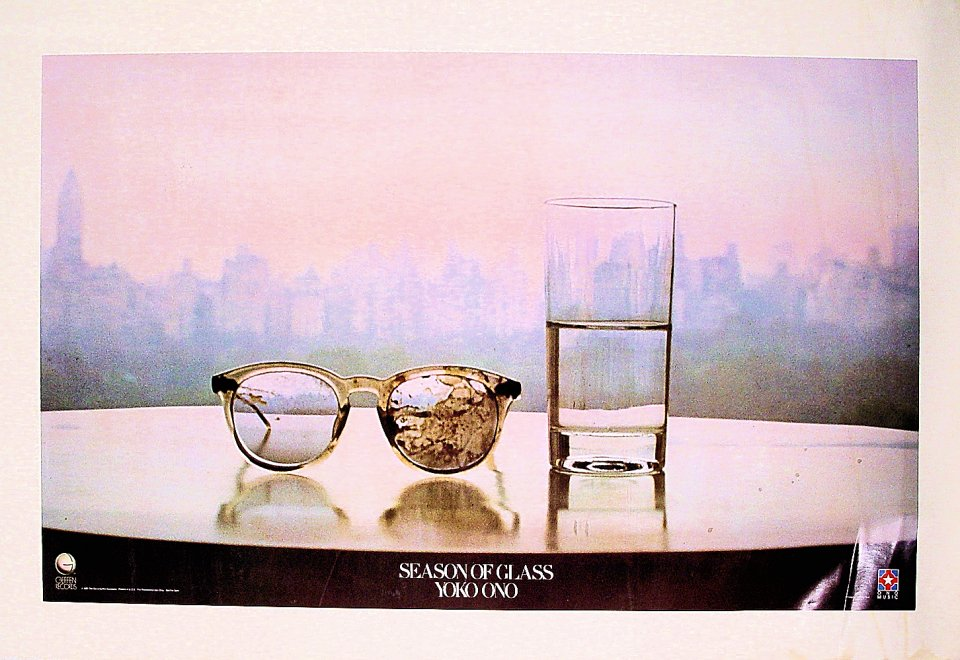 Yoko Ono Poster