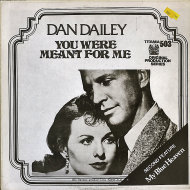 """You Were Meant For Me / My Blue Heaven Vinyl 12"""" (Used)"""