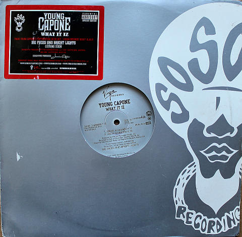 """Young Capone Vinyl 12"""" (Used)"""