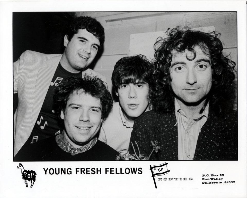Young Fresh Fellows Promo Print