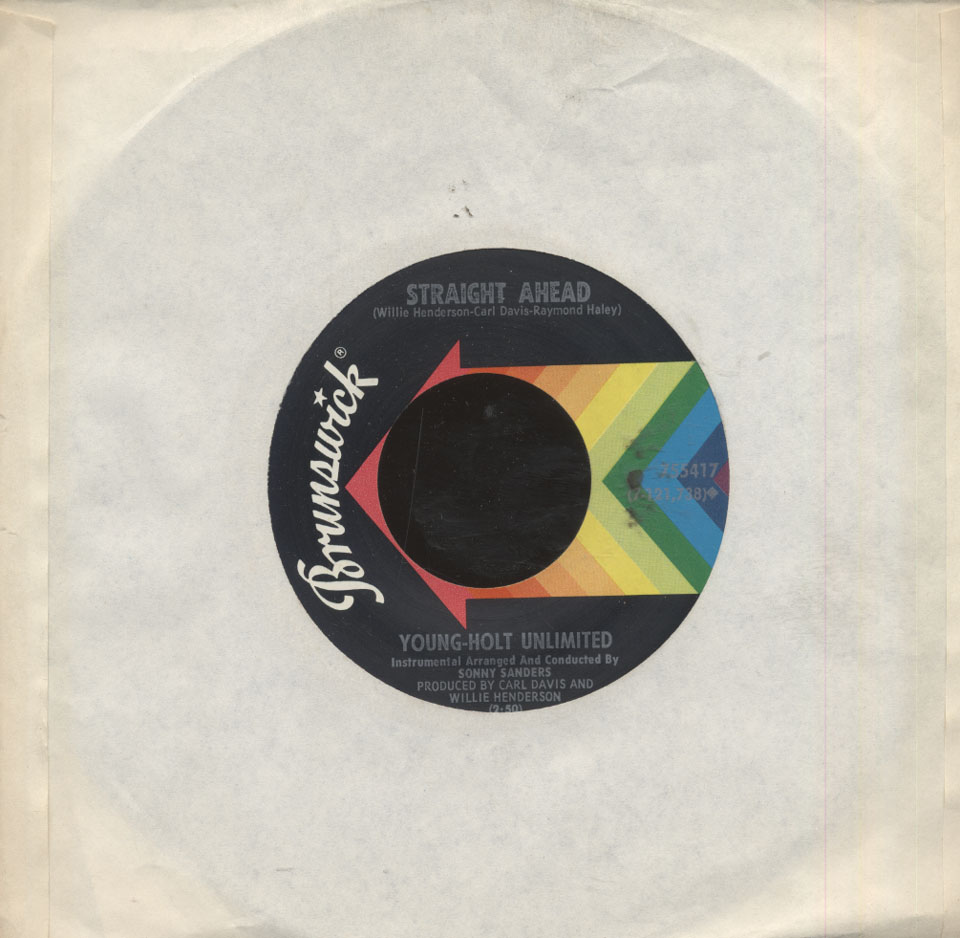 """Young-Holt Unlimited Vinyl 7"""" (Used)"""
