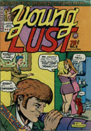 Young Lust No. 3 Comic Book
