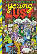 Young Lust No. 4 Comic Book