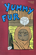Yummy Fur No. 1 Comic Book