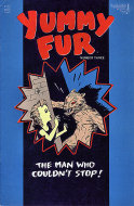 Yummy Fur No. 3 Comic Book