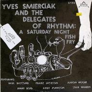 """Yves Smerciak And The Delegates Of Rhythm Vinyl 12"""" (Used)"""