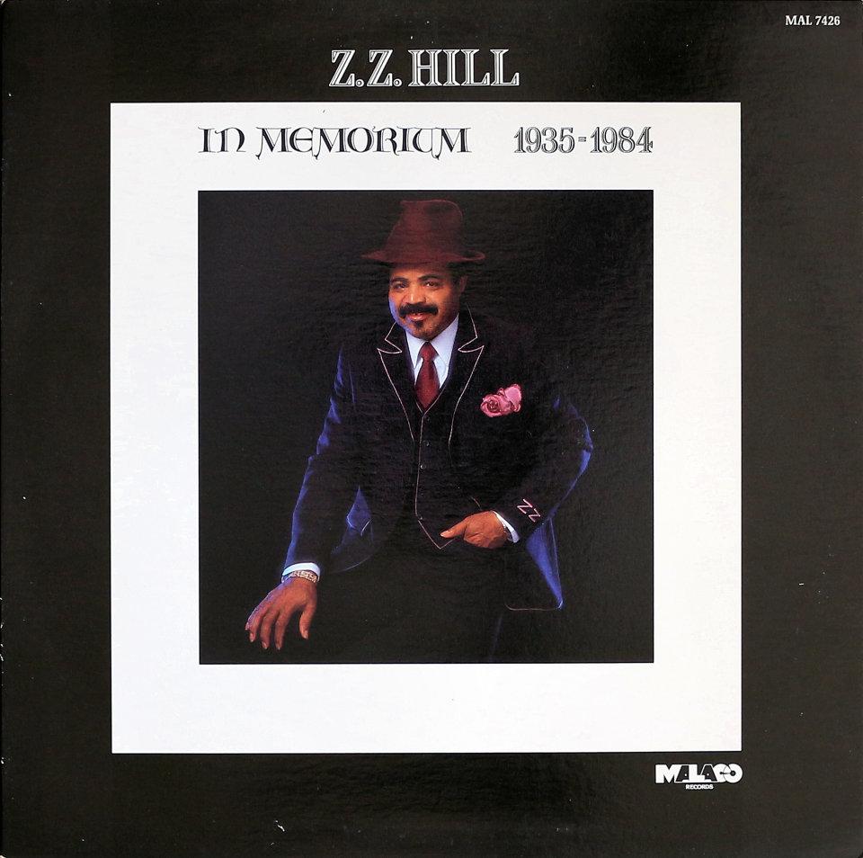 """Z.Z. Hill Vinyl 12"""" (Used)"""