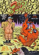 Zap Comix Issue 11 Comic Book