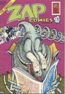 Zap Comix Issue 6 Comic Book