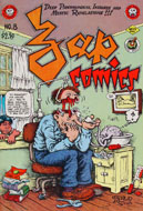 Zap Comix Issue 8 Comic Book