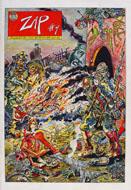 Zap Comix Issue 9 Comic Book