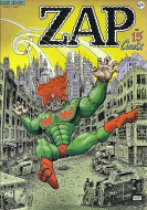 Zap Comix No. 15 Comic Book