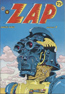Zap Comix No. 7 Comic Book
