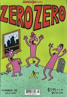 Zero Zero #18 Comic Book