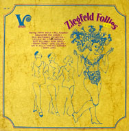 "Ziegfeld Follies Vinyl 12"" (Used)"