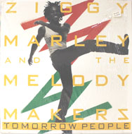 """Ziggy Marley & the Melody Makers Vinyl 12"""" (Used)"""