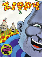 Zippy 3 Comic Book