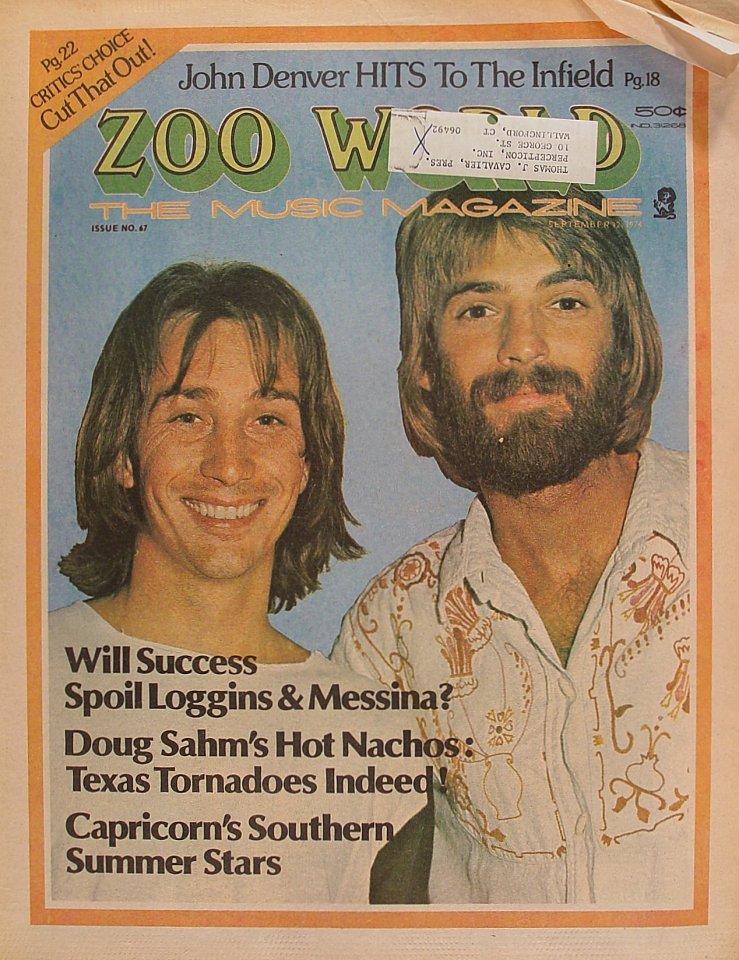 Zoo World No. 67