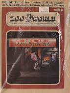 Zoo World Magazine