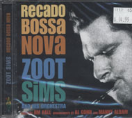 Zoot Sims and His Orchestra CD