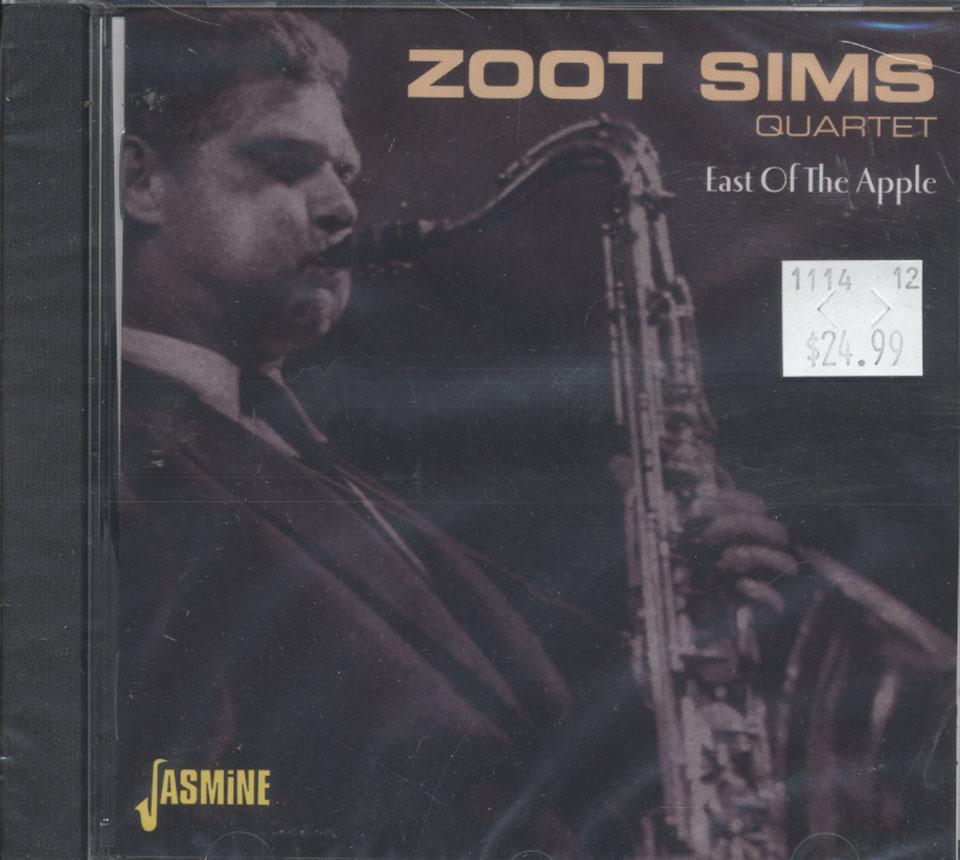 Zoot Sims Quartet CD
