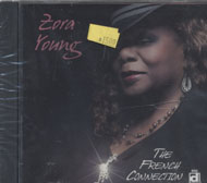 Zora Young CD