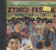 Zydeco Festival CD